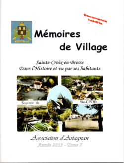 Mémoires de Village - Tome 7