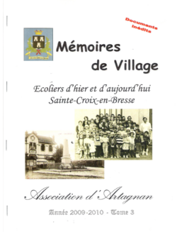 Mémoires de Village - Tome 3
