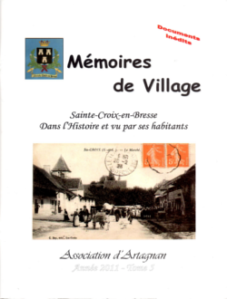 Mémoires de Village - Tome 5