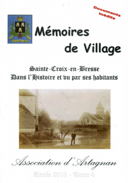 Mémoires de Village - Tome 4