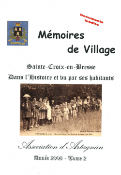 Mémoires de Village - Tome 2